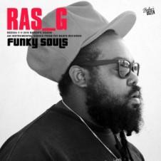 Ras G – Bakers Dozen: Ras G (2016)