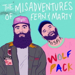 Social Club Misfits – The Misadventures Of Fern & Marty (2017)