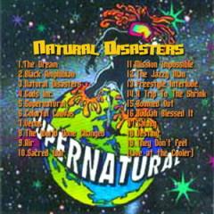 Supernatural – Natural Disasters (Recorded 1994) (2000)