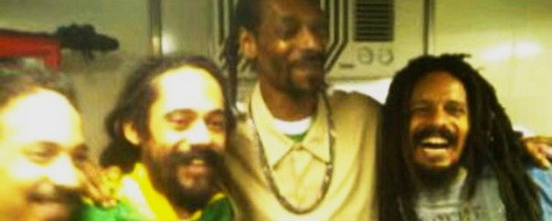 "Thank Snoop Dogg's ""Doggystyle"" For Damian Marley's Love Of Hip Hop"