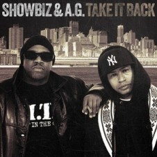 Showbiz & A.G. – Take It Back LP (2017)