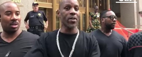 DMX Slapped With House Arrest After Testing Positive For Drugs