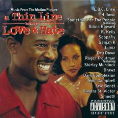 VA – A Thin Line Between Love & Hate (1996)
