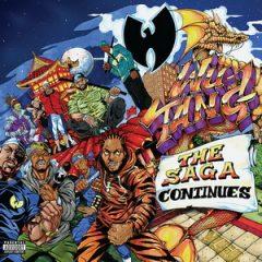 Wu-Tang Clan – The Saga Continues (2017)