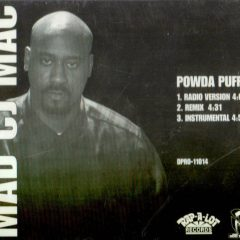 Mad CJ Mack – Powda Puff (1995)