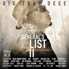 Big Tray Deee – The General's List II (2018)