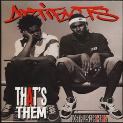 The Artifacts – That's Them (Lost Files 1989-1992) LP (2018)