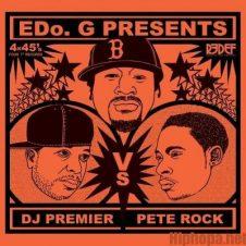 Edo. G presents DJ Premier vs Pete Rock (2018)
