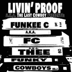 Livin' Proof – Funky Cowboys Vol. 2 (2018)