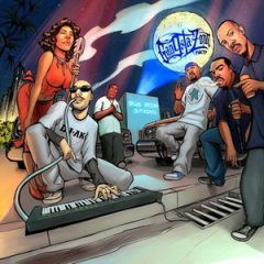 DJ AK – Gangsta Zone Party (2012)