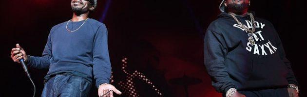 Big Boi Mourns Outkast Drummer Omar Phillips' Death