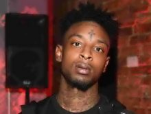 21 Savage Reportedly Had Loaded Gun In Glovebox During Arrest