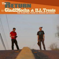 Glad2Mecha & Ill Treats – The Return (Deluxe Edition) (2019)