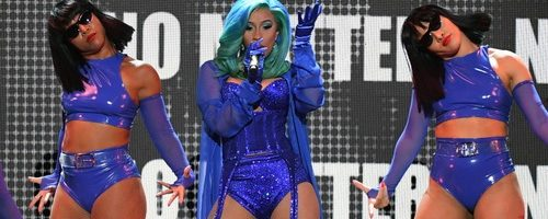 Watch Cardi B Perform At The 2019 AVN Awards