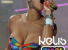 Kelis Live Isle of MTV Malta 2010 HDTV
