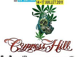 Cypress Hill Festival Des Vieilles Charrues (2011) HDTV