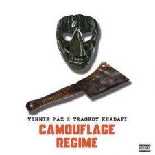 Vinnie Paz & Tragedy Khadafi – Camouflage Regime (2019)