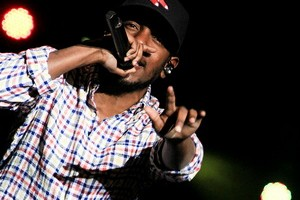 Kendrick Lamar – Live at Primavera Sound 2014