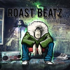 Roast Beatz – Luxury Boom Bap (2015)