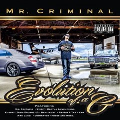Mr. Criminal – Evolution of a G (2015)