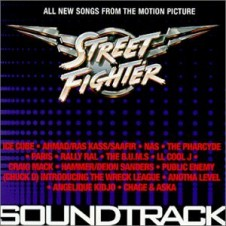 Various artists – Street Fighter OST (1994)