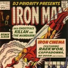 DJ Priority – Iron Cinema (2015)