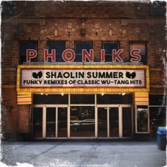 Phoniks – Shaolin Summer: The Remixes (2015)