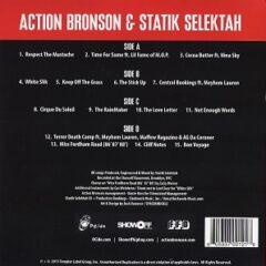 Action Bronson & Statik Selektah – Well Done (2011)