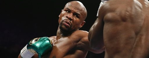 Puff Daddy, Rick Ross, Meek Mill & Others Congratulate Floyd Mayweather On 49th Career Win