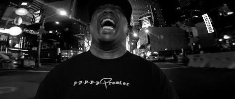 DJ Premier feat. The Badder – Bpatter