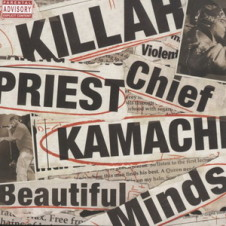 Killah Priest & Chief Kamachi – Beautiful Minds (2008)