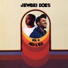 MED & Blu – Jewbei Does MED & Blu (Remix EP) (2015)