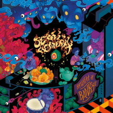 Semi Hendrix (Ras Kass & Jack Splash) – Breakfast At Banksy's (2015)