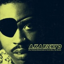 Slick Rick – A.K.A Ricky D (The Further Adventures Of Slick Rick, The Ruler) (2008)
