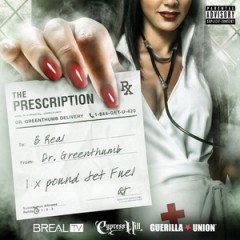 B-Real & Dr. Greenthumb – The Prescription (2015)