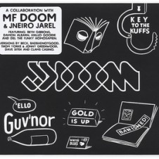 JJ DOOM (Jneiro Jarel + M.F. DOOM) – Key To The Kuffs: Butter Deluxe Edition (2012)