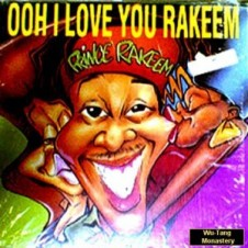 Prince Rakeem aka RZA – Ooh I Love You Rakeem EP (1991)
