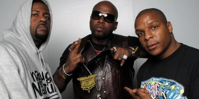 Naughty By Nature Recounts Queen Latifah Saving Them