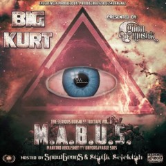 Big Kurt – M.A.B.U.S. (Mankind Abolished by Unforgivable Sins) (2016)