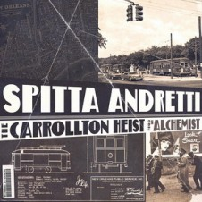 Curren$y & The Alchemist – Carrollton Heist (2016)
