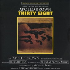 Apollo Brown – Thirty Eight (Bonus Tracks Version) (2014)