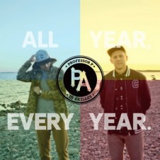 Professor P & DJ Akilles – All Year, Every Year (2015)