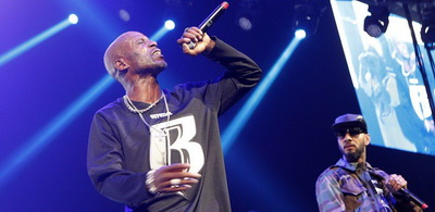 DMX Performs After Being Hospitalized For Asthma Attack