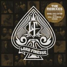 Lord Finesse – The Remixes: A Midas Era Retrospective (2016)