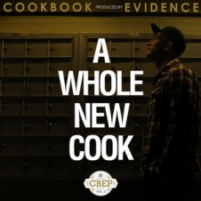 CookBook & Evidence – A Whole New Cook EP (2016)