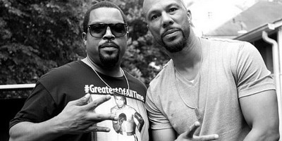 """Ice Cube & Common Teaming For """"Behind The Movie: 'Exploring Chicago with the Cast of 'Barbershop: The Next Cut'"""""""