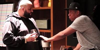 Jay Z Signs DJ Khaled To Roc Nation