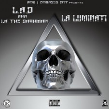 LA The Darkman – La Luminati EP (2016)