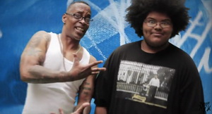 Sadat X – Murder Soundtrack (feat. A-F-R-O & Rahzel The Legend)