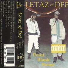 Letaz Of Def – Point Blank Range (1992)